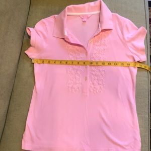 Lilly Pulitzer Tops - Lilly Pulitzer Polo Top